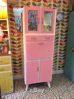 Armoire De Cuisine Vintage Retro Pantry Larder Vintage Des Années 1950
