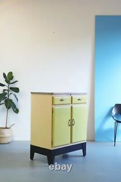 Armoire De Cuisine Vintage / Sideboard Années 1950 / Rétro Des Années 1960
