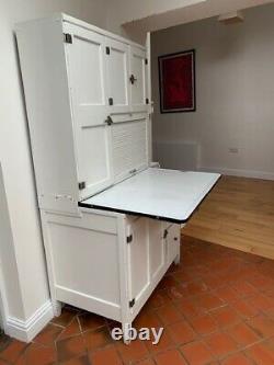 Armoire Vintage Barnet Kitchen Larder Cabinet (bois)