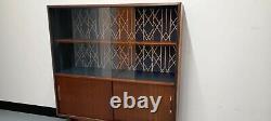 Beaver And Tapley MID Century Cabinet Bookcase Bookshelf Storage Retro Vintage