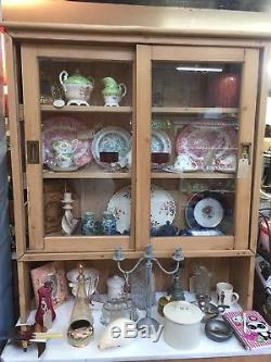 Belle Vintage / Retro Pine House Keepers Placard / Lard / Salle De Boot / Cuisine