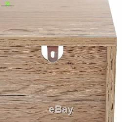 Bibliothèque Rétro Unité De Stockage D'affichage Home Office Bibliothèque Cube Book Shelf