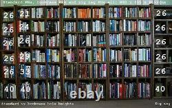 Bookcase Taille D'étagère Variée X1 Bibliothèque De Bureau À Domicile Récupéré Booklovers Bois