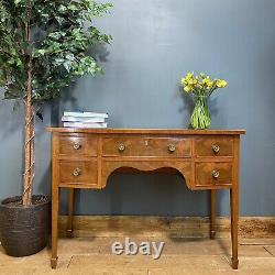 Bureau En Acajou Vintage / Buffet Rustique / Sideboard Vintage / Bureau Desk