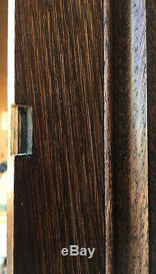 Cuisine Lingère Oak Vintage Armoire