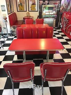 Dîner Meubles American Vintage Années 50 Style Retro Home ...