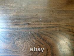 Ercol Vintage Retro Drop Leaf Espace Économie D'espace Extension Table De Cuisine À Manger