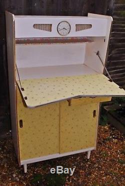 Fab Retro Armoire De Cuisine Vintage Armoire De Cuisine Pantry Kitchenette 1950's