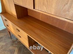 G Plan Années 1960 Vintage Retro MID Century Teak Sideboard Drinks Cabinet / Armoire