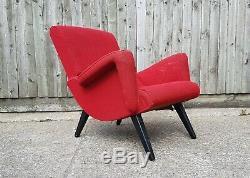 G Plan Hammock 6006 Fauteuil Lounge Vintage Retro Années 50 Années 60 Années 70 Gplan MID Century