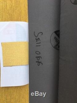 G Plan Vintage Le Sixty Seven Grand Canapé 3 Places Tonic Mustard John Lewis 1550