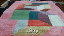 Hou La La! Tapis Duplo Large Rose Et Multicolore 170 X 240 CM Pvc 112 € 268691