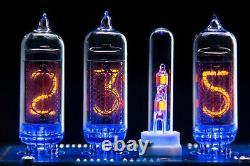In-14 Arduino Shield Ncs314 Nixie Horloge Livraison Rapide Colonnes Tubes 3-5 Jours