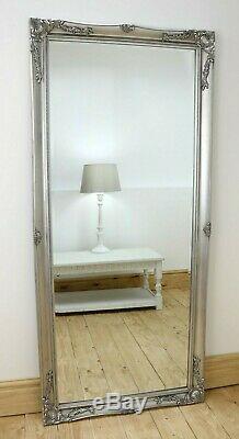 Isabella Cadrage En Pied Shabby Chic Miroir 5 Options Couleur