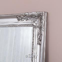 Largeur Totale Du Couloir Français Orné De Mur De Miroir Extra-large Extra-large 200 X 100 CM