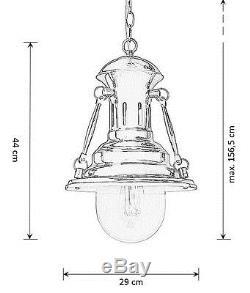 Maxime Nautique Fishermans Pendentif Cuisine Couloir Lumière Edison Ampoule Inclus