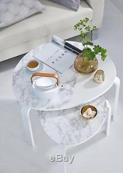 Nouveau Bricolage Cuisine Plan De Travail En Marbre Blanc Vinyle Cover Auto-adhésif Collant Retour Wrap