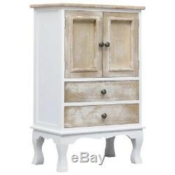 Petit Shabby Chic Vintage Cabinet Armoire Commode Antique Unité De Stockage
