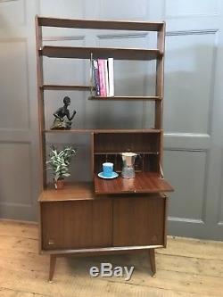 Rangement D'armoire Pour Bibliothèque MID DIVI Retro Room