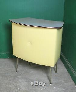 Retro Bar, Cocktail Cabinet, Home Bar, Vintage, MID Century, Boissons, 50 Ans Kitsch