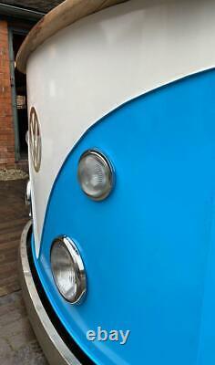 Retro Vintage Années 1960 Inspiré Vw Camper Van Home Bar / Compteur / Sideboard