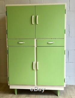 Retro Vintage Armoire Larder 1950 Armoire Kitchenette