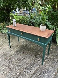 Stag Minstrel Console Desk Dressing Table Vintage Rétro