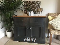 Superbe Commode / Buffet D'époque Vintage Pine