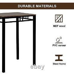 Table À Manger Ancienne Table De Petit-déjeuner Table Et Tabourets Chaises Kitchen Furniture Set