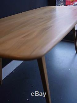 Table À Manger ' Années 1970 Ercol'plank