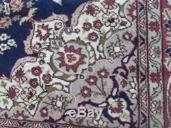 Très Grand Tapis Vintage Antique Laine De Tapis 218 X 320 CM Pers Ian La-dik