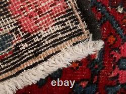 Très Grande Énorme Laine De Tapis Vintage 206 X 128 CM Par Sian
