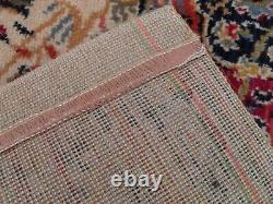 Très Grande Énorme Laine De Tapis Vintage 225 X 125 CM Par Sian