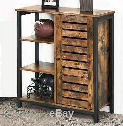Type D'armoire Industriel De Stockage Armoire Unité Petit-déjeuner Buffet Vintage Enfilade