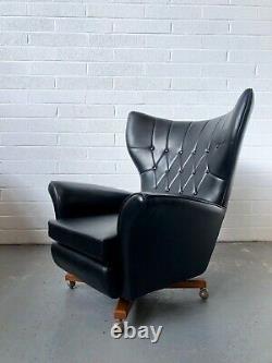 Vintage G Plan 6350 Chaise Fauteuil Blofeld Teak Retro Danois MID Century