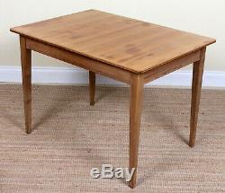 Vintage Gordon Russell De Table Et Chaises 5 Chaises En Noyer