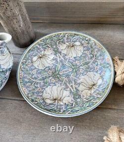 William Morris Pimpernel Fine Chine Tea For One Set Teapot Teacup Gift Set