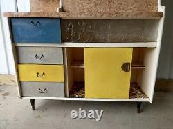 Wolfe & Hollander Vintage Free Standing Large Kitchen Dresser Armoire Larder